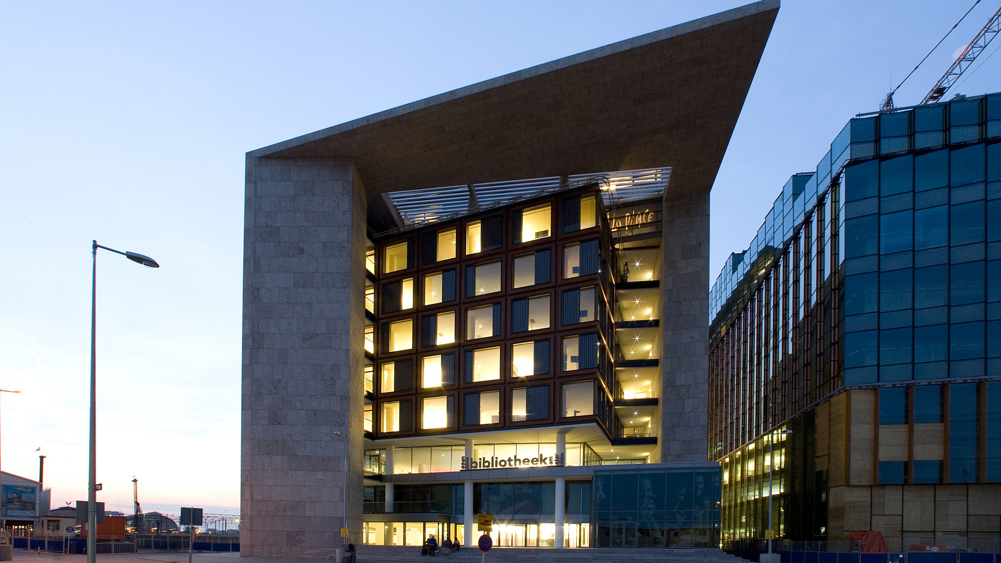 Centrale Bibliotheek Amsterdam
