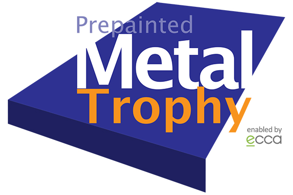 Prepainted Metal Trophy