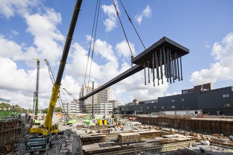Kantoor epo rijswijk bouwen met staal - European patent office rijswijk ...